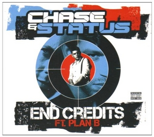 End Credits (Single) album cover