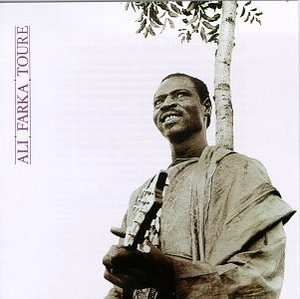 Ali Farka Touré album cover