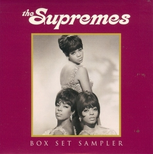 Box Set Sampler album cover