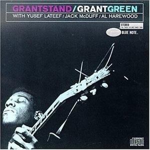 Grantstand album cover