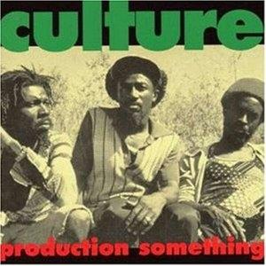 Production Something album cover