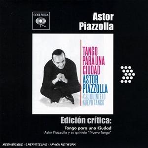 Tango Para Una Ciudad album cover