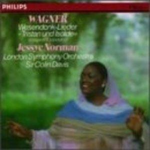 Wagner: Wesendonk-Lieder album cover