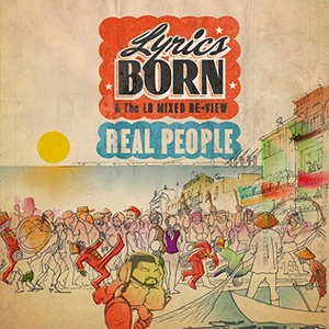 Real People album cover