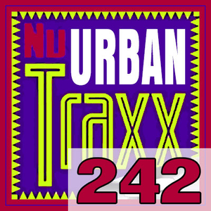 ERG Music: Nu Urban Traxx, Vol. 242 (November 2017) album cover