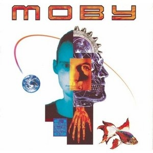 Moby album cover