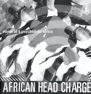 Vision Of A Psychedelic Africa album cover