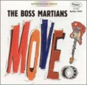 Move! album cover