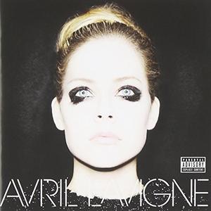 Avril Lavigne album cover
