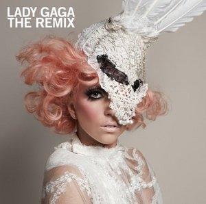 The Remix album cover