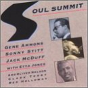 Soul Summit album cover