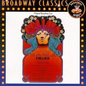 Follies (1971 Original Broadway Cast) album cover