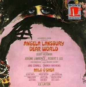 Dear World (1969 Original Broadway Cast) album cover