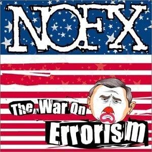 The War On Errorism album cover