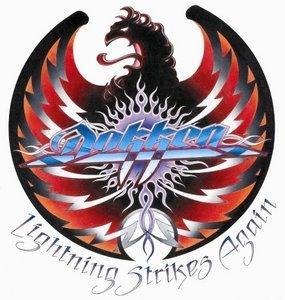 Lightning Strikes Again album cover