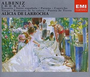 Albeniz: Iberia album cover