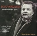 Solo Piazzolla album cover