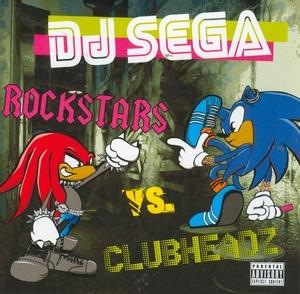 Rockstars Vs. Clubheadz album cover