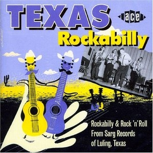 Texas Rockabilly (Ace) album cover