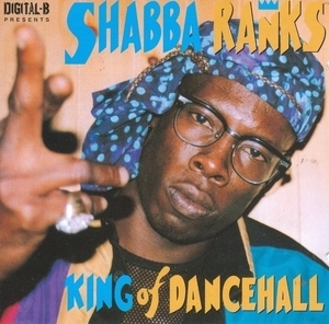 King Of Dancehall album cover