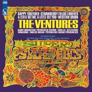 Super Psychedelics album cover