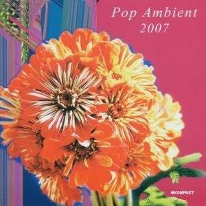 Pop Ambient 2007 album cover