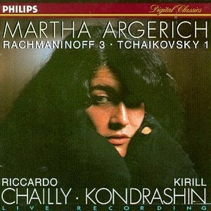 Rachmaninoff, Tchaikovsky: Piano Concertos album cover