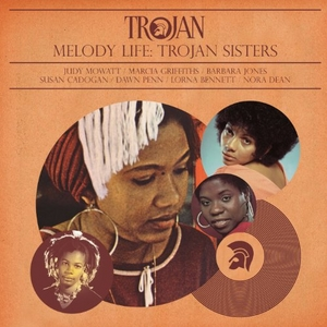 Melody Life: Trojan Sisters album cover