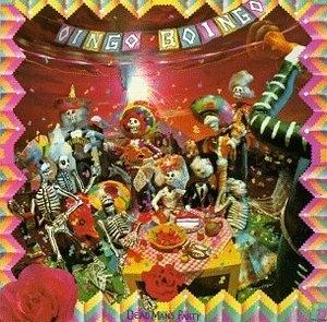 Dead Man's Party album cover