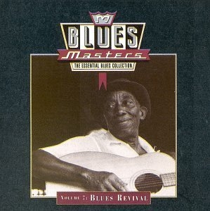 Blues Masters Vol.7 Blues Revival album cover