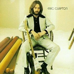 Eric Clapton album cover