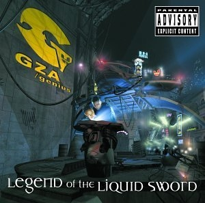Legend Of The Liquid Sword album cover