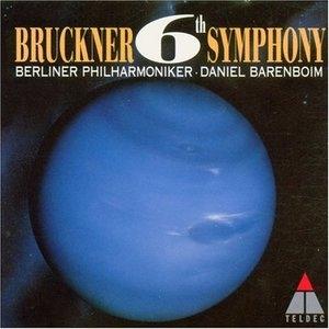 Bruckner: Symphony No.6 In A Major album cover