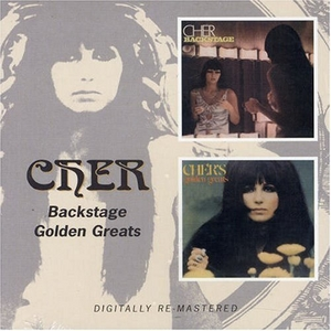 Backstage~ Golden Greats album cover