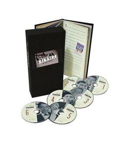Sinatra In Hollywood 1940-1964 album cover
