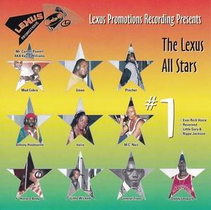 The Lexus All Stars #1 album cover