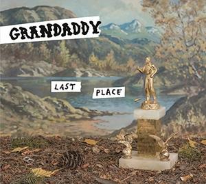 Last Place album cover