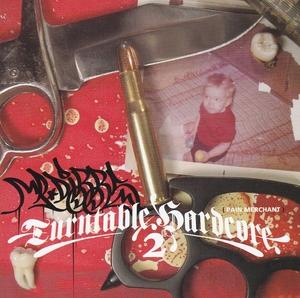 Turntable Hardcore 2 (Pain Merchant) album cover