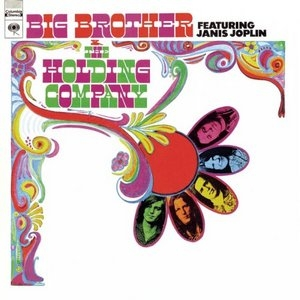 Big Brother And The Holding Company  (1967) album cover