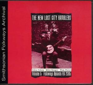 The New Lost City Ramblers, Vol. 5 album cover