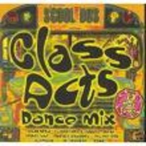 Class Acts Dance Mix album cover