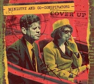 Cover Up album cover
