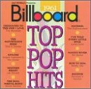 Billboard Top Pop Hits: 1961 album cover