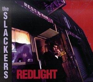 Redlight album cover