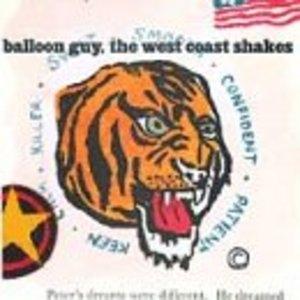 The West Coast Shakes album cover