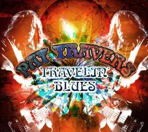 Travelin' Blues album cover