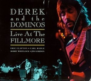 Live At The Fillmore album cover