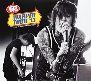 2013 Warped Tour Compilation album cover