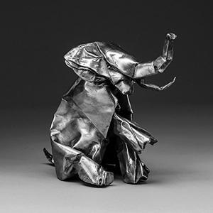 Black Origami album cover
