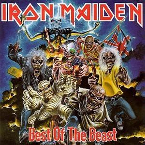 Best Of The Beast album cover